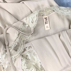Spell & The Gypsy Collective Dresses - NWOT Spell & the Gypsy Love Lace Slip Dress